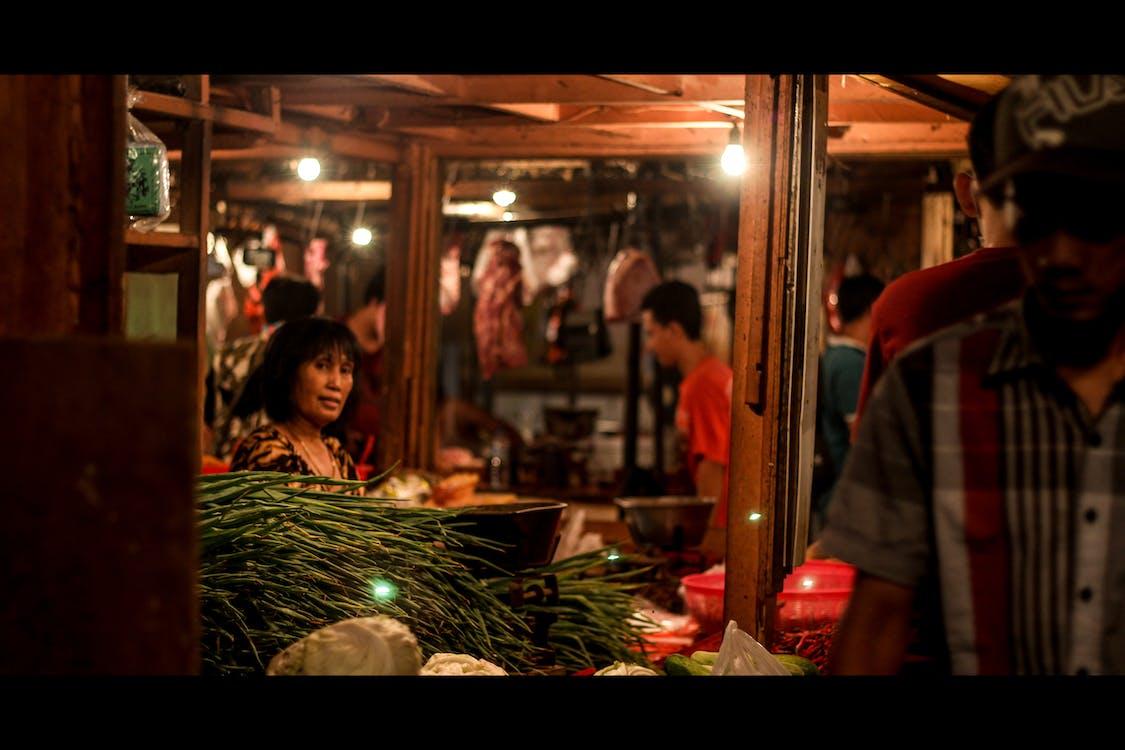 Foto stok gratis bangsa asia, orang asia, pasar jalanan