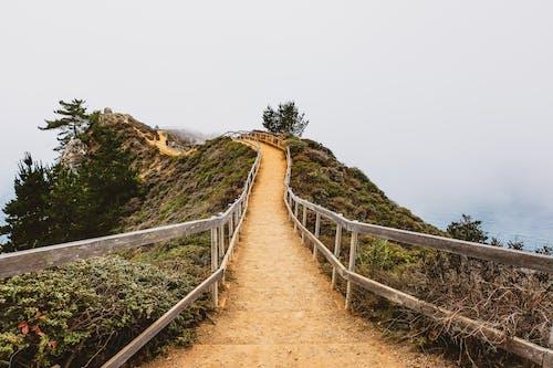 Trail on Mountain