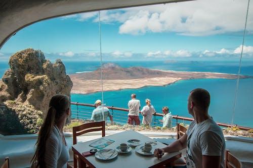 Fotos de stock gratuitas de agua, mar, Oceano, restaurante