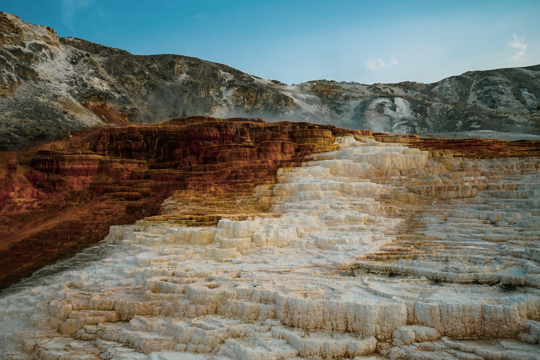 Kostenloses Stock Foto zu landschaft, himmel, berg, fluss