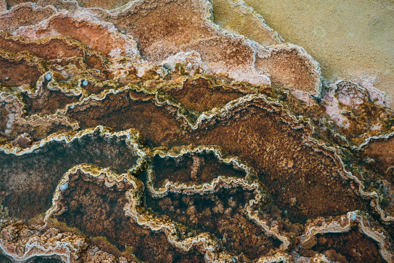 Ilmainen kuvapankkikuva tunnisteilla geologia, karhea, kivet, lintuperspektiivi