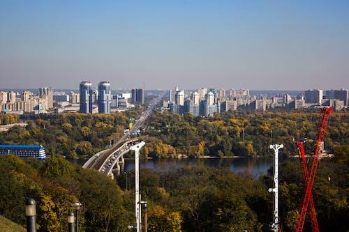 Free stock photo of city center, city park, city view, Dnepr