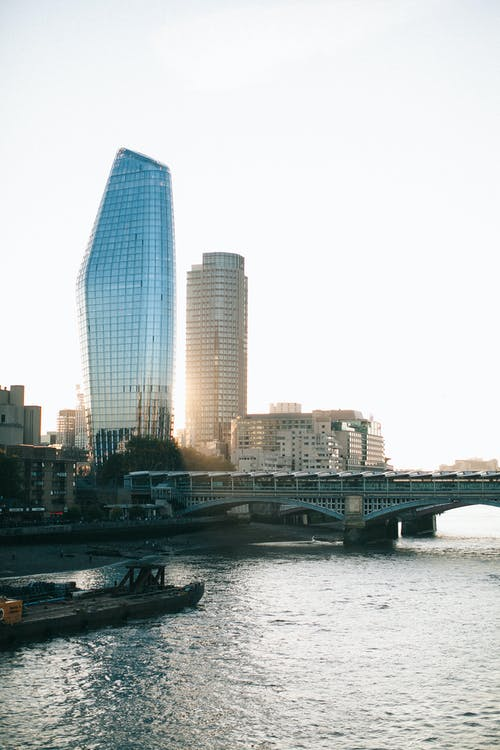 คลังภาพถ่ายฟรี ของ กลางวัน, ตัวเมือง, ตึก, ทันสมัย