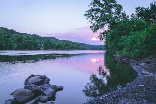 Imagine de stoc gratuită din apă, apus, arbori, aventură