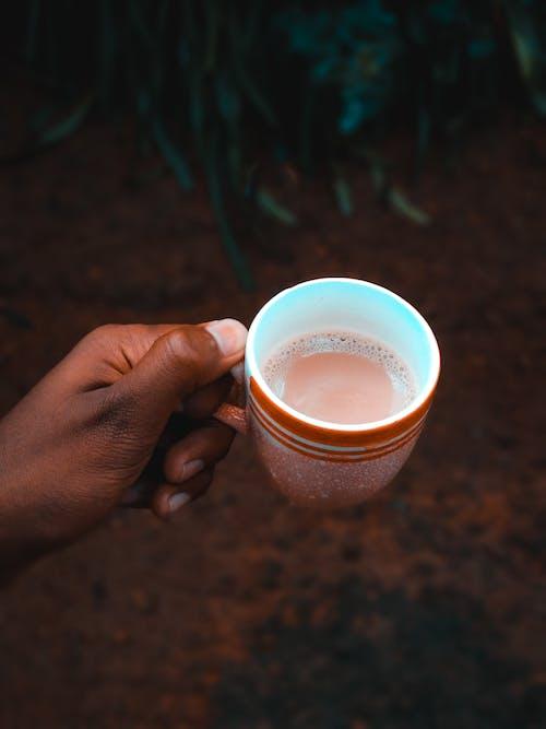 Darmowe zdjęcie z galerii z cappuccino, drink, espresso, filiżanka kawy