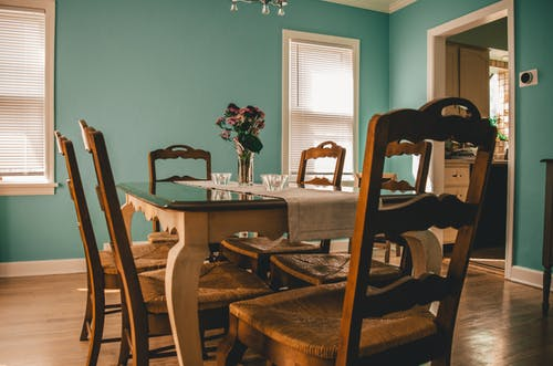 Free stock photo of dining room, dining table, eat