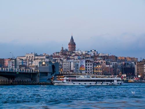 Free stock photo of galata tower, Istanbul