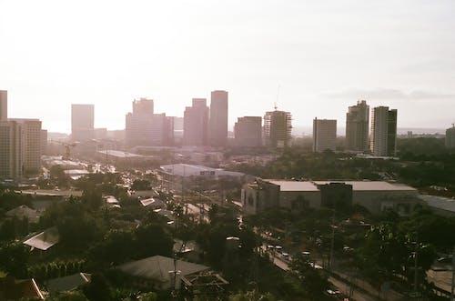 Ingyenes stockfotó épületek, új nap, város, városkép témában