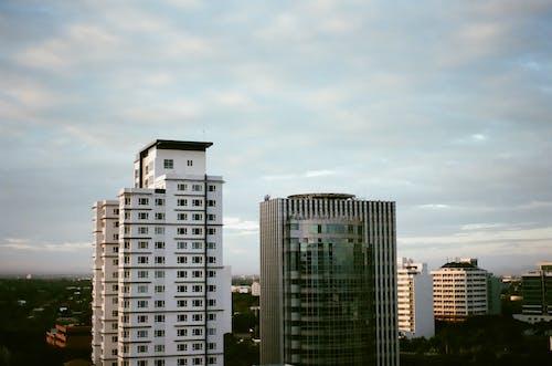 Ảnh lưu trữ miễn phí về cảnh quan thành phố, giờ vàng, kiến trúc, Tòa nhà