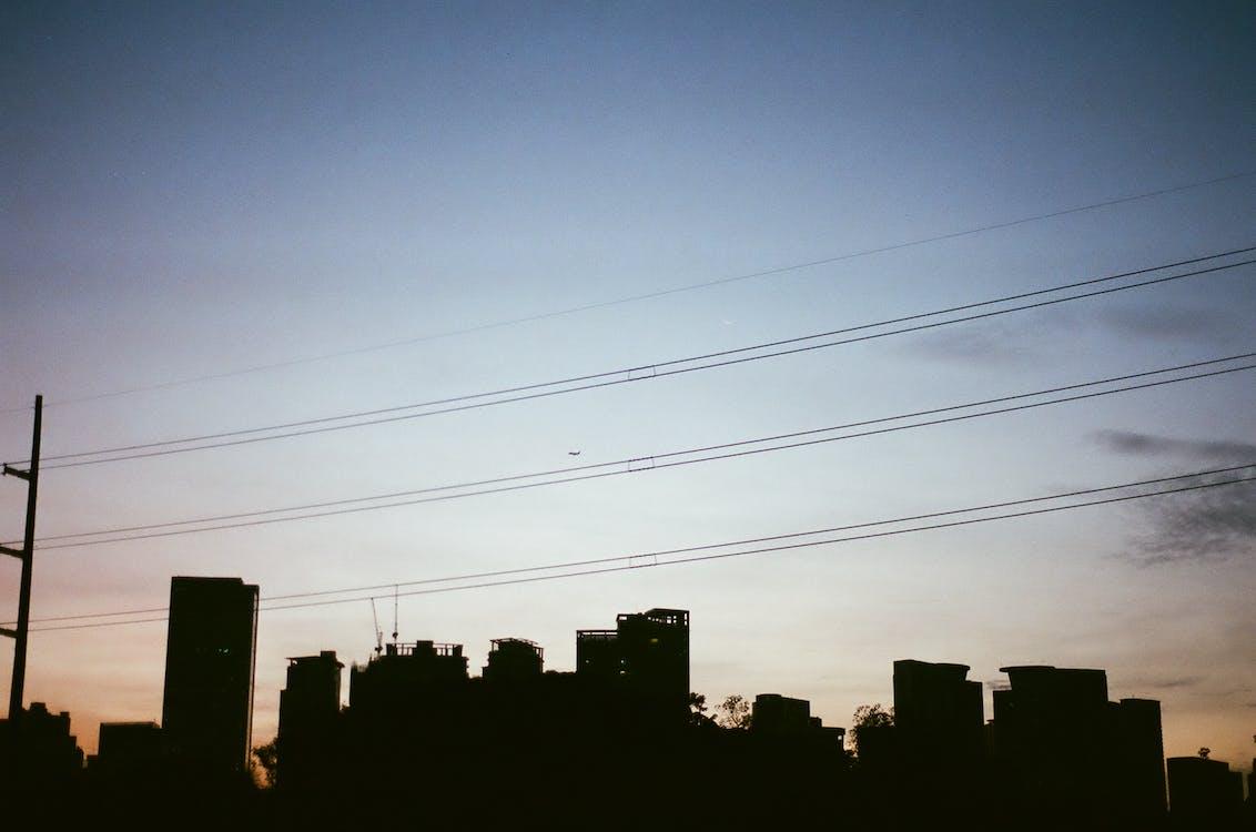 cảnh quan thành phố, đường chân trời