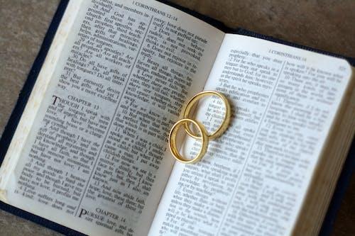 Ảnh lưu trữ miễn phí về kết hôn, kinh thánh, lễ cưới, nhẫn