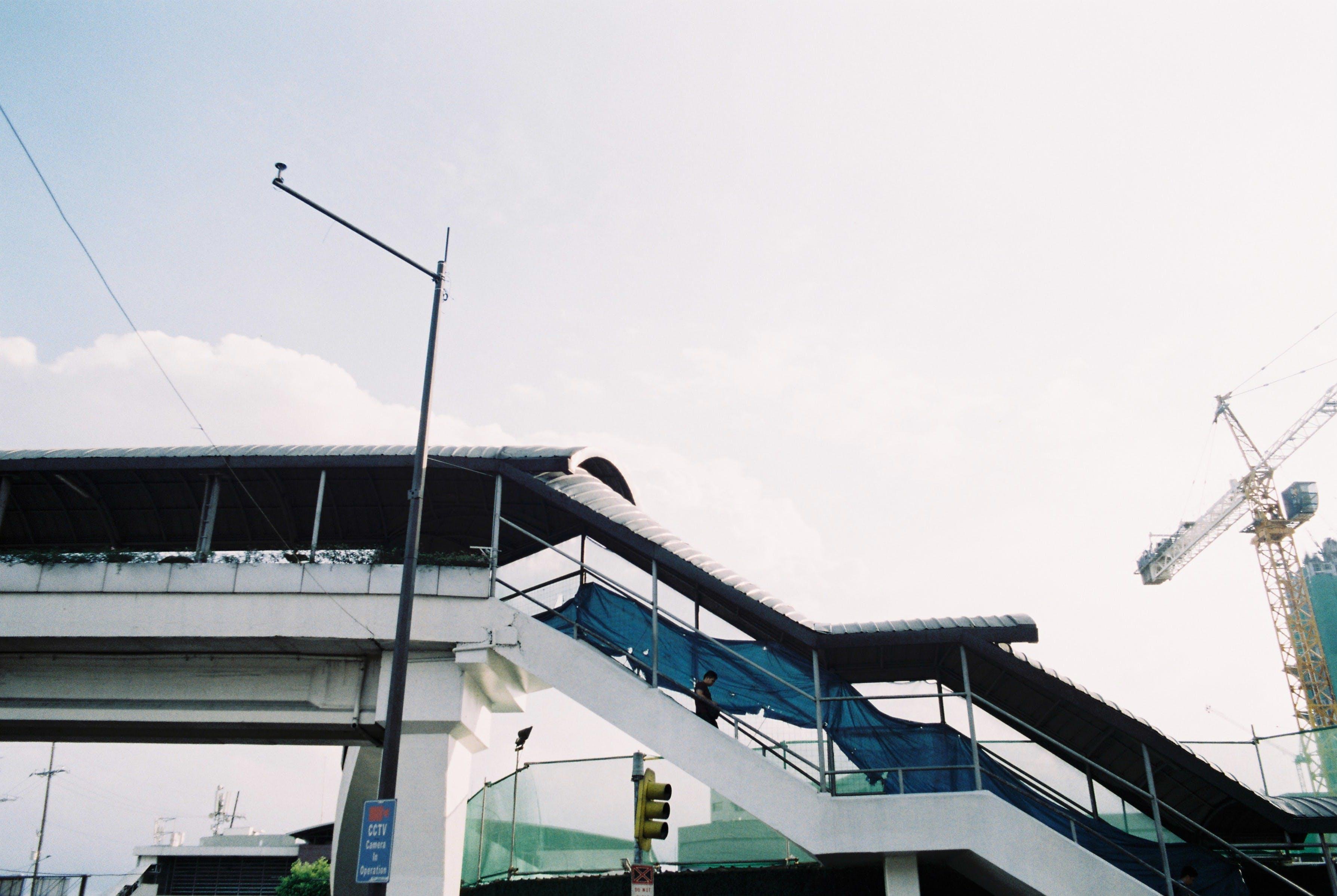 Free stock photo of bridge, cityscape, overpass, walkway