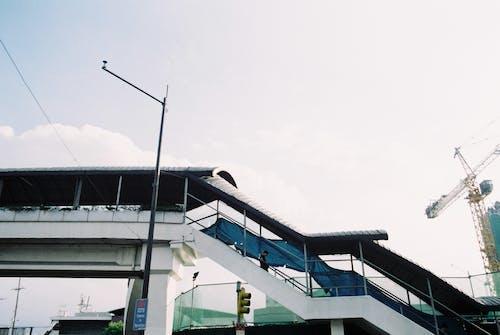 Ingyenes stockfotó felüljáró, híd, sétány, városkép témában