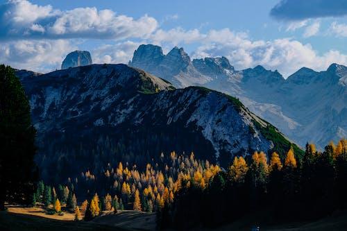Mountains At Daytime