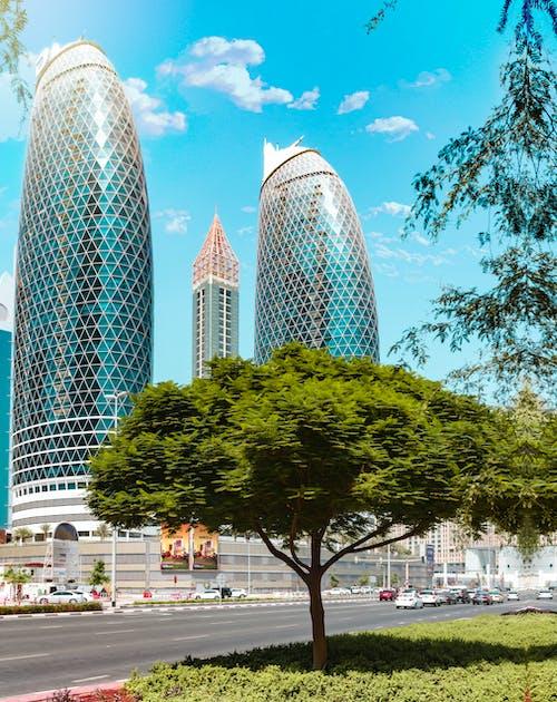 d×b, UAE, インスタグラム, ドバイの無料の写真素材