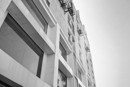 คลังภาพถ่ายฟรี ของ อาคารอพาร์ตเมนต์, อาคารอพาร์ทเมนท์