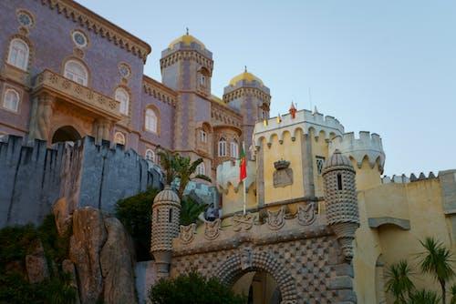คลังภาพถ่ายฟรี ของ ตึก, ปราสาท, พระราชวัง, ภายนอก