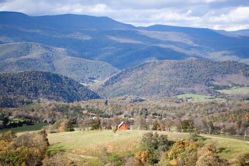 Gratis stockfoto met bergen, west virginia, wolken schaduwen