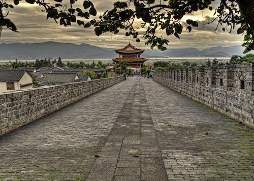 Fotobanka sbezplatnými fotkami na tému architektúra, Ázia, ázijský, brána