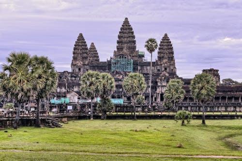 Fotobanka sbezplatnými fotkami na tému angkor, ankor, architektúra, Ázia