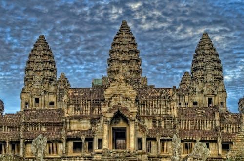 Fotobanka sbezplatnými fotkami na tému angkor, architektúra, Ázia, ázijský
