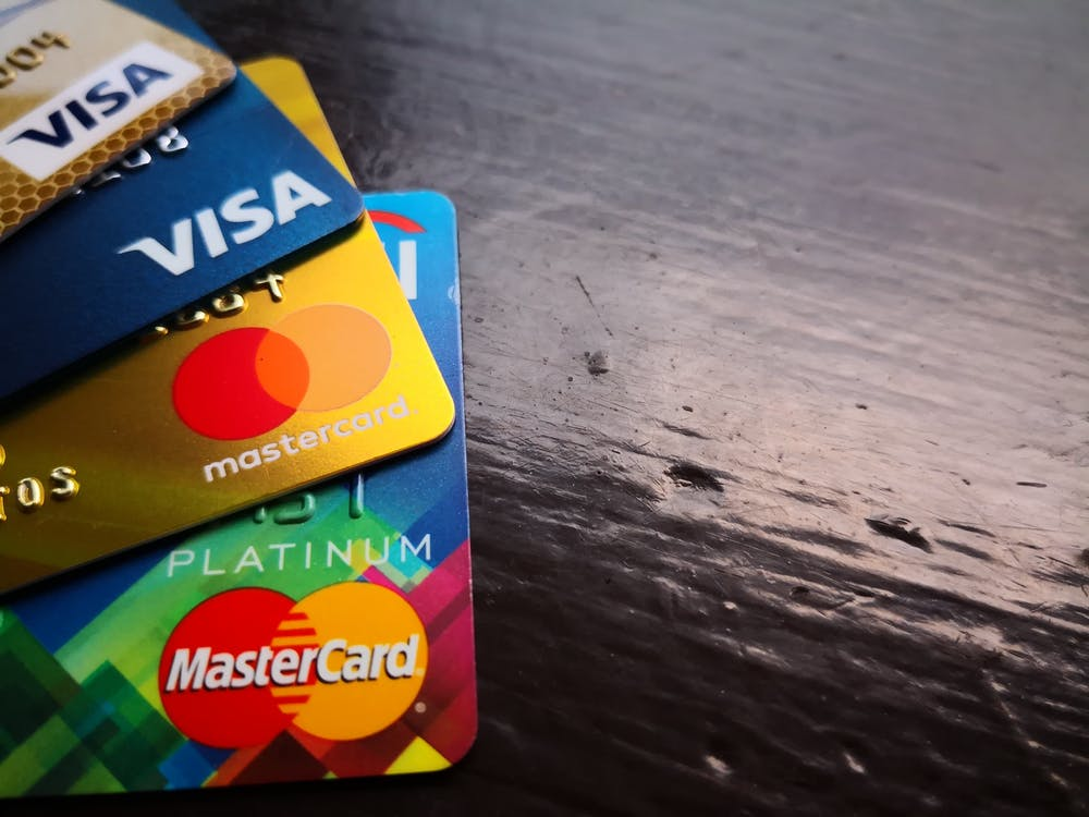Free stock photo of credit card, shopping, spend