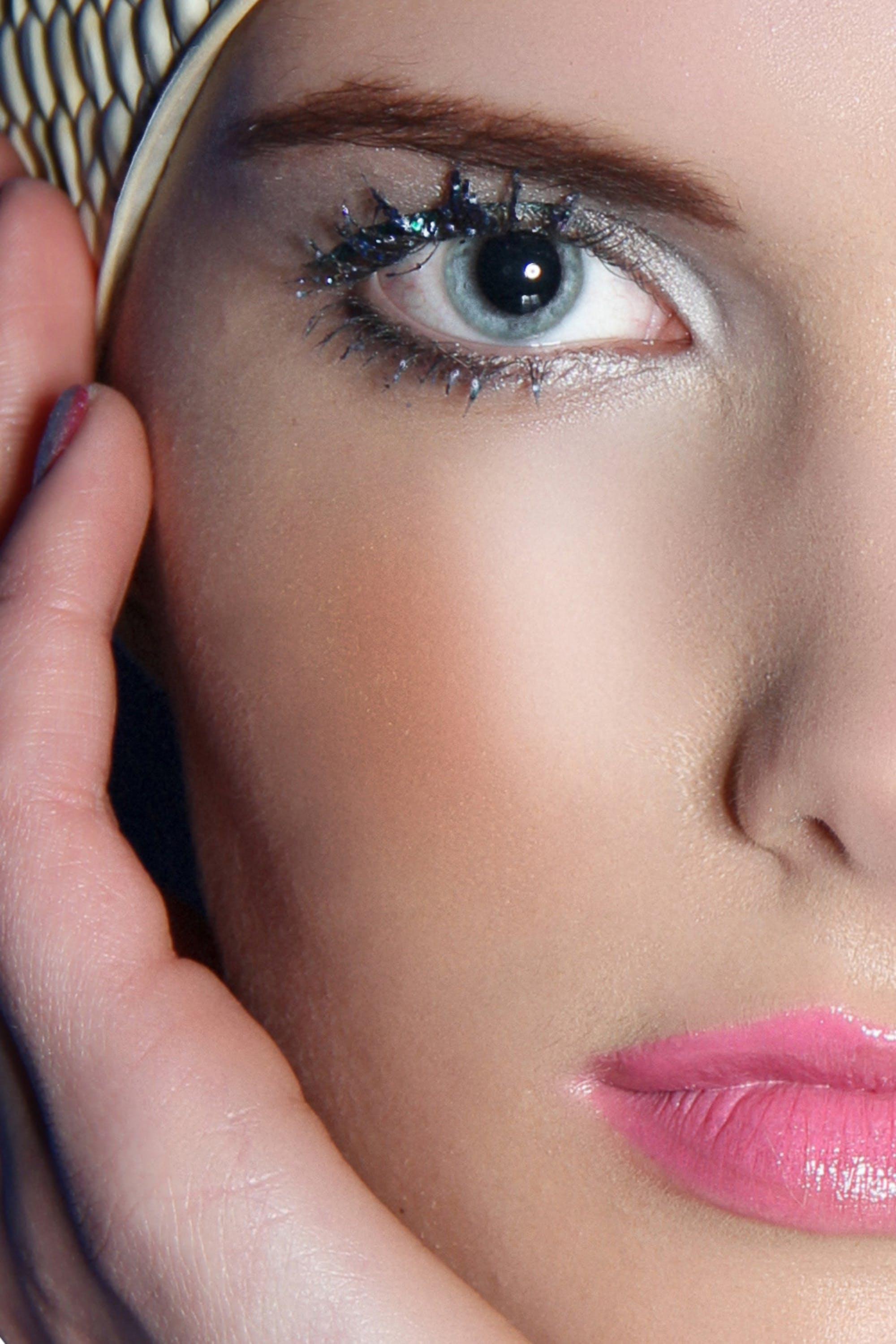 Kostenloses Stock Foto zu auge, fashion, mode-modell