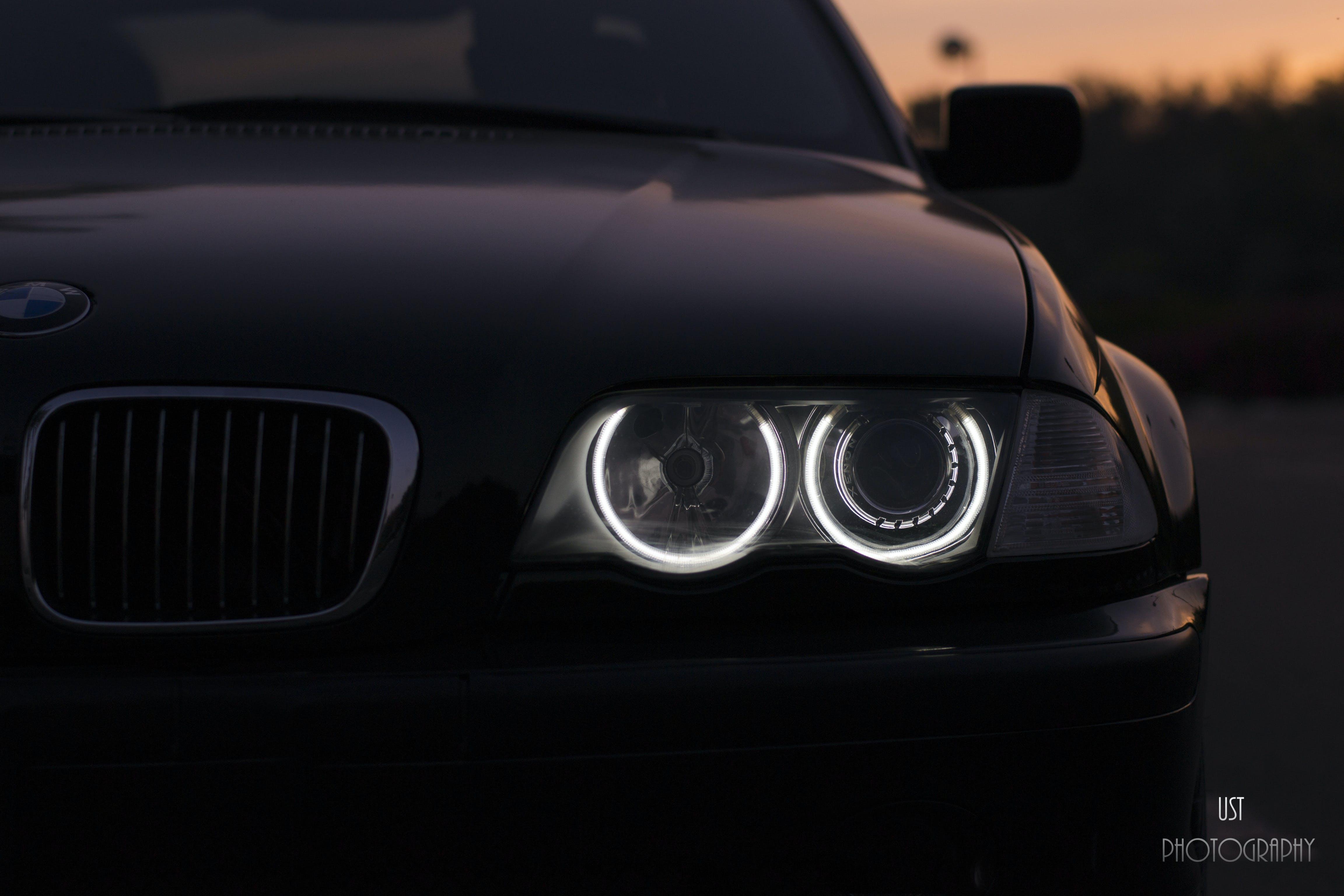 Free stock photo of BMW, car, E46, power