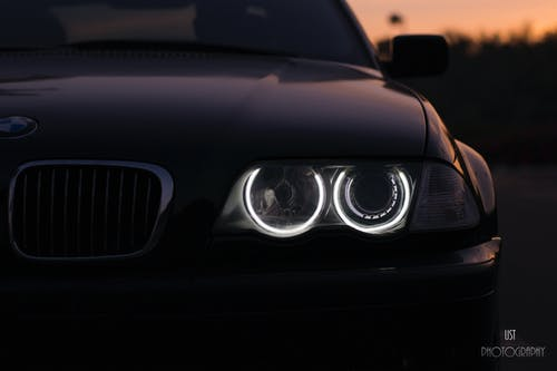 Free stock photo of car, E46, vintage