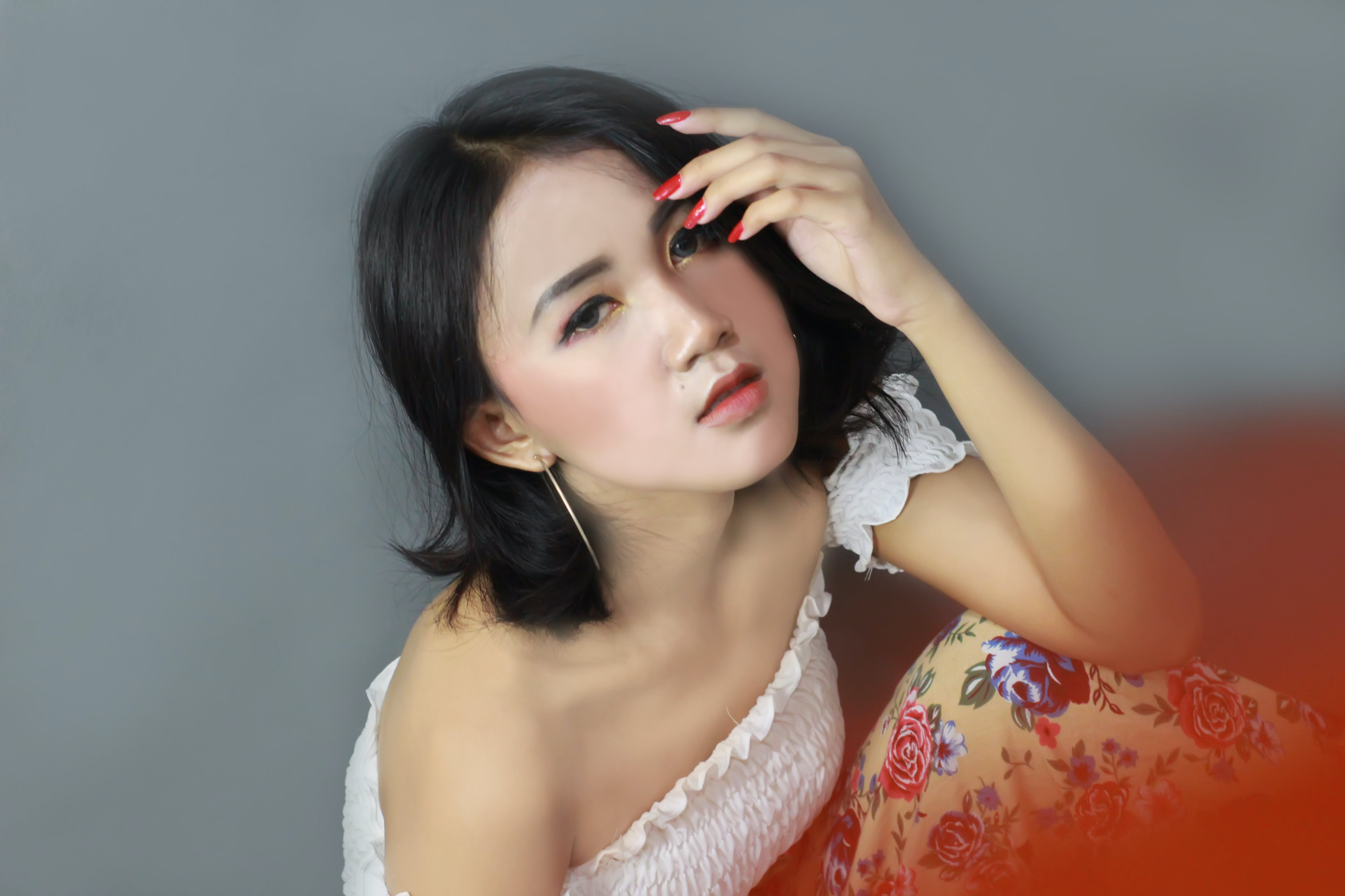 Kostnadsfri bild av asiatisk kvinna, elegant, flicka, glamour