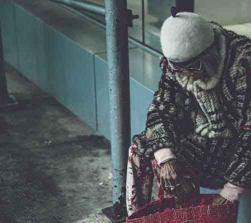 おばあちゃん, お年寄り, アダルト, キラキラの無料の写真素材