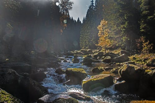 Fotobanka sbezplatnými fotkami na tému kamene, kaskáda, krajina, krásny