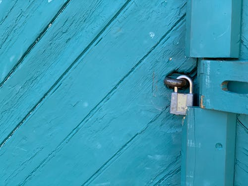 Free stock photo of closed door, lock, old lock, padlock