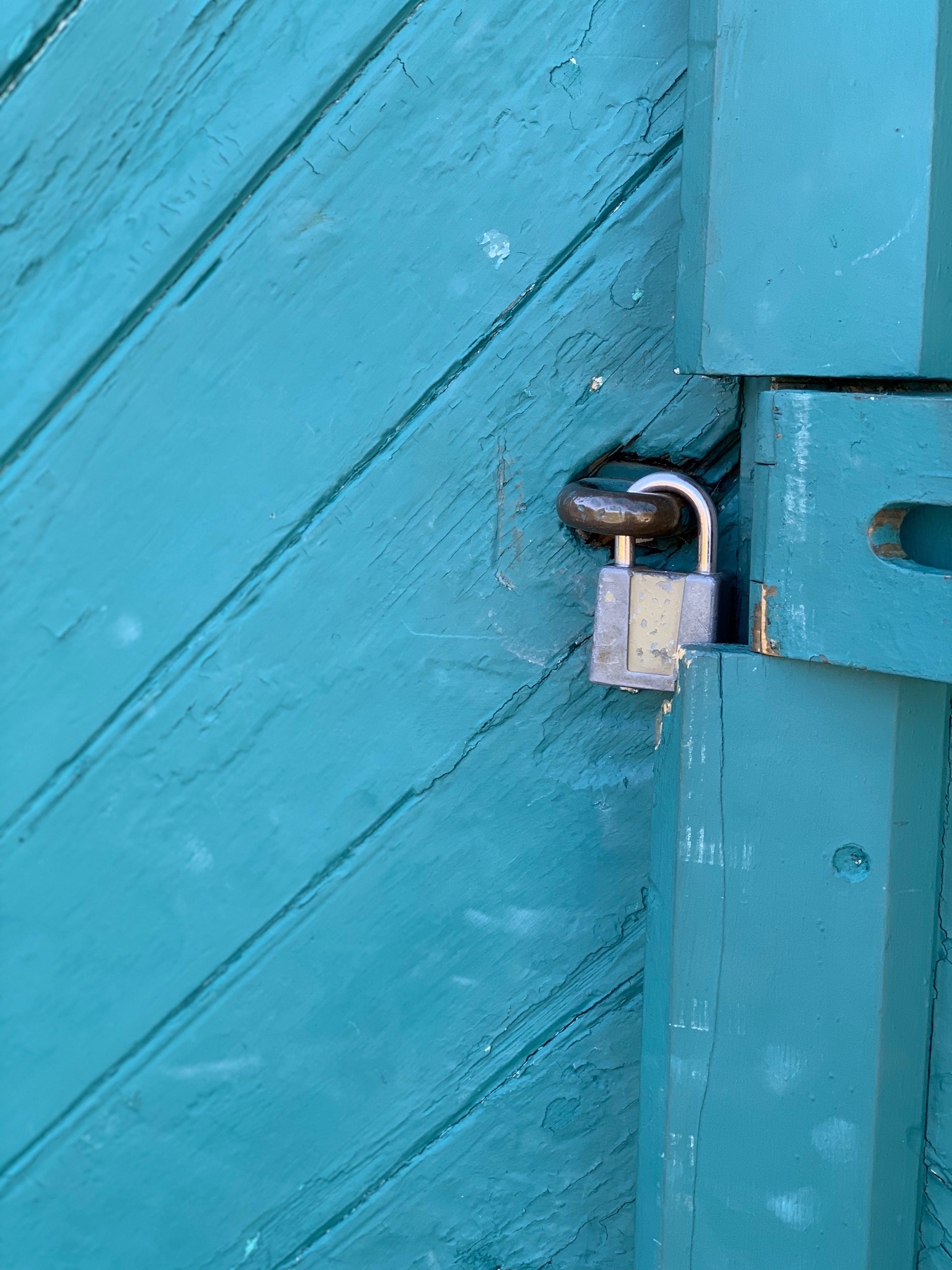 door, lock, locked door