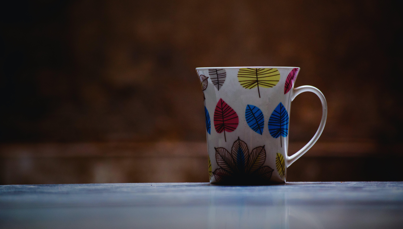 Close-Up Photo of Ceramic Mug