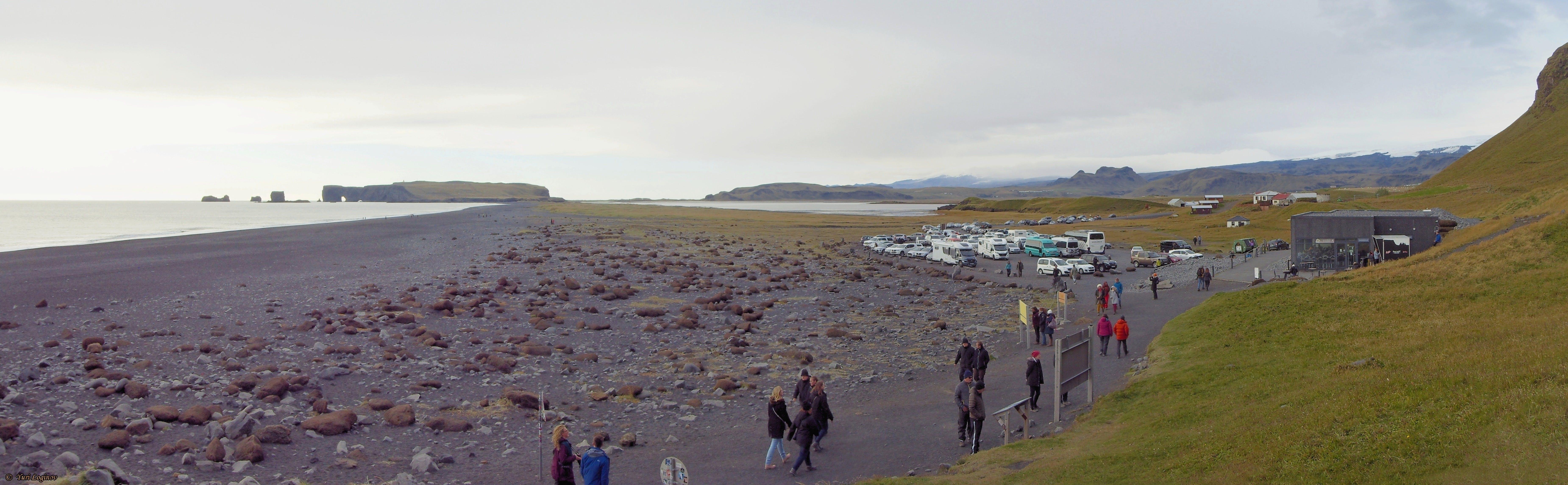 Free stock photo of Dyrhólaey, iceland