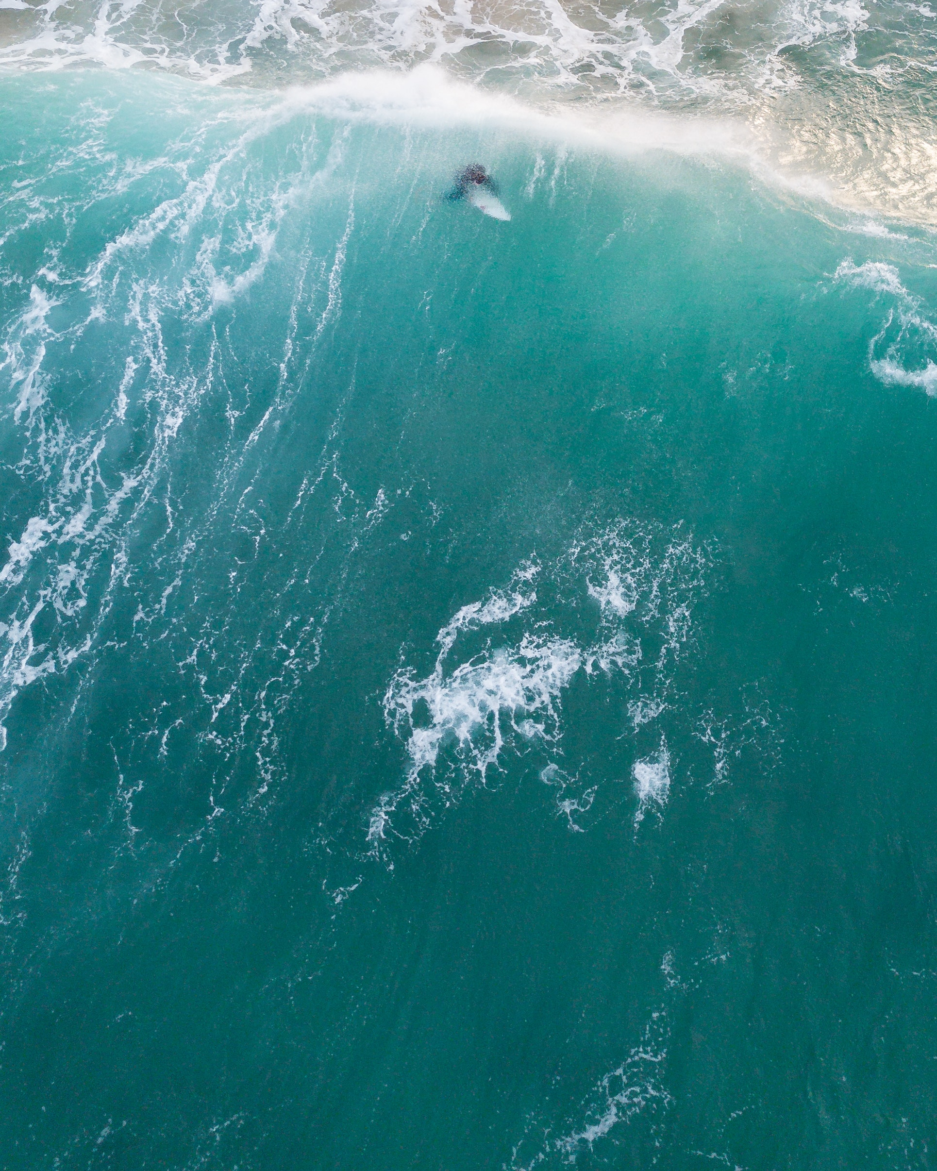 Bird S Eye View Of Ocean 183 Free Stock Photo