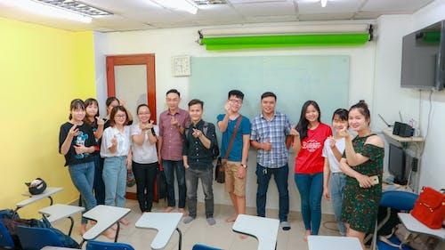 Fotobanka sbezplatnými fotkami na tému englishgroup, ikuncenter, ikungroup, Saigon