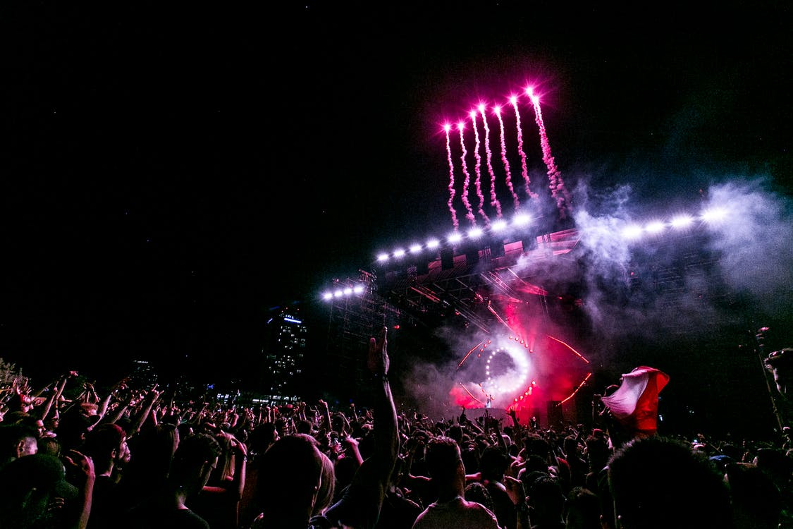 cahaya, festival, gelap