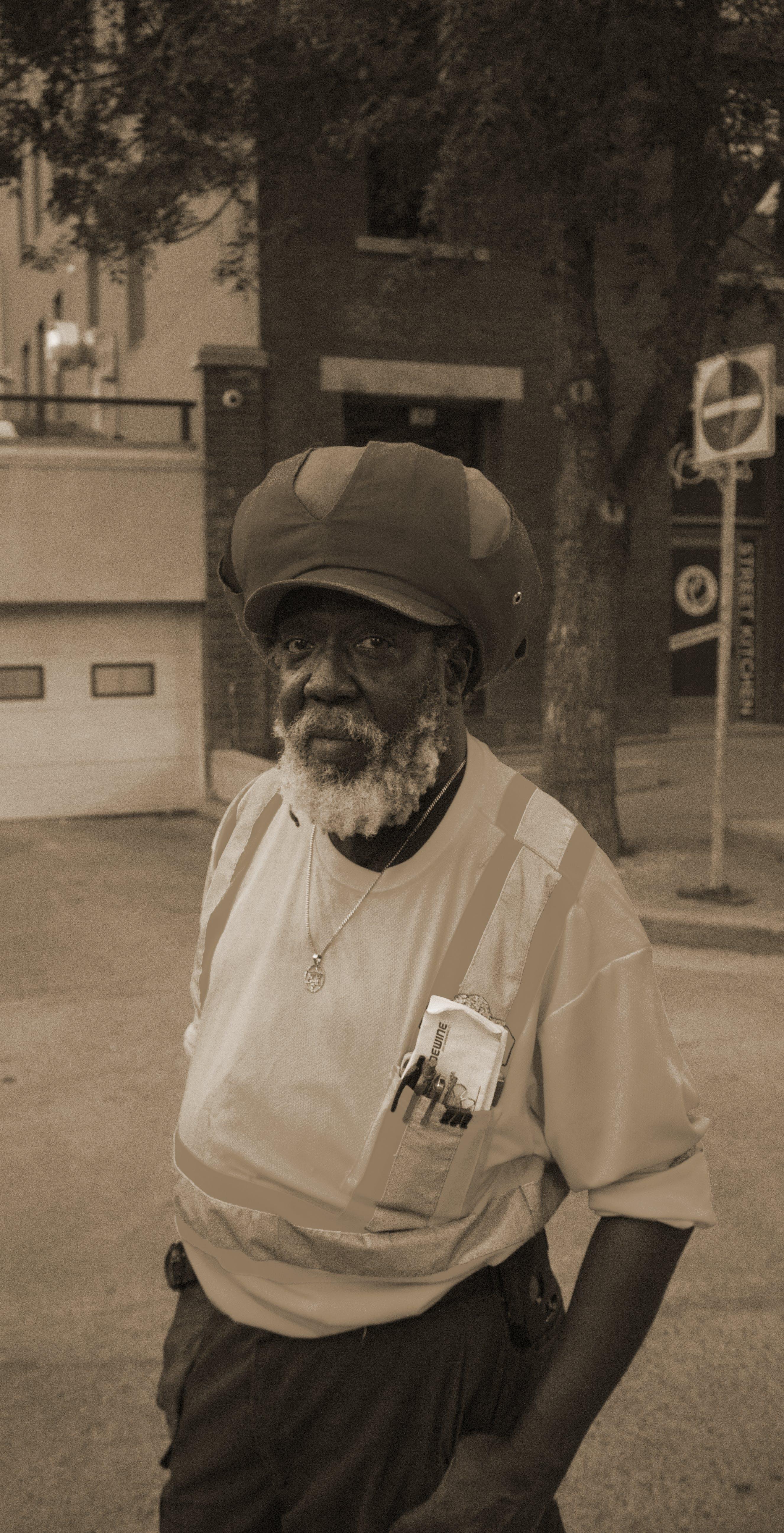 Free stock photo of african, black man, elderly man, jamaican