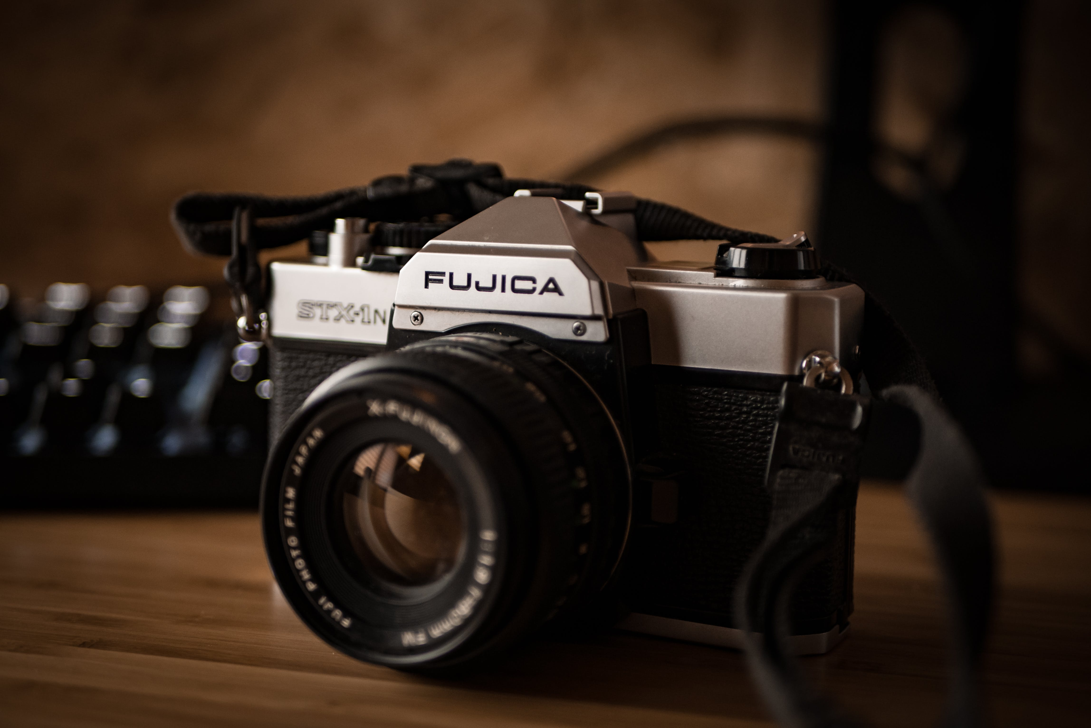 Free stock photo of film, filmcamera, fujica, fujifilm