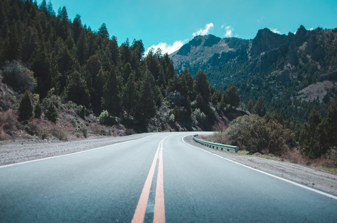 Argentína, aszfalt, autózás