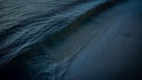 Immagine gratuita di azzurro, blu, onda