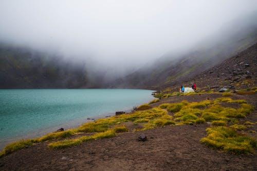 Бесплатное стоковое фото с вода, гора, живописный, пейзаж