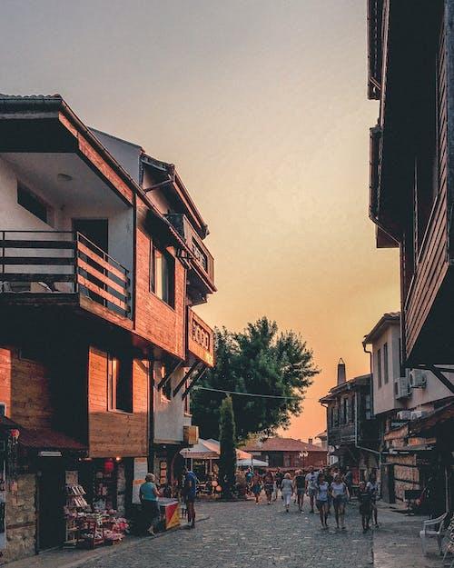 シティ, タウン, ブルガリア, ヨーロッパの無料の写真素材