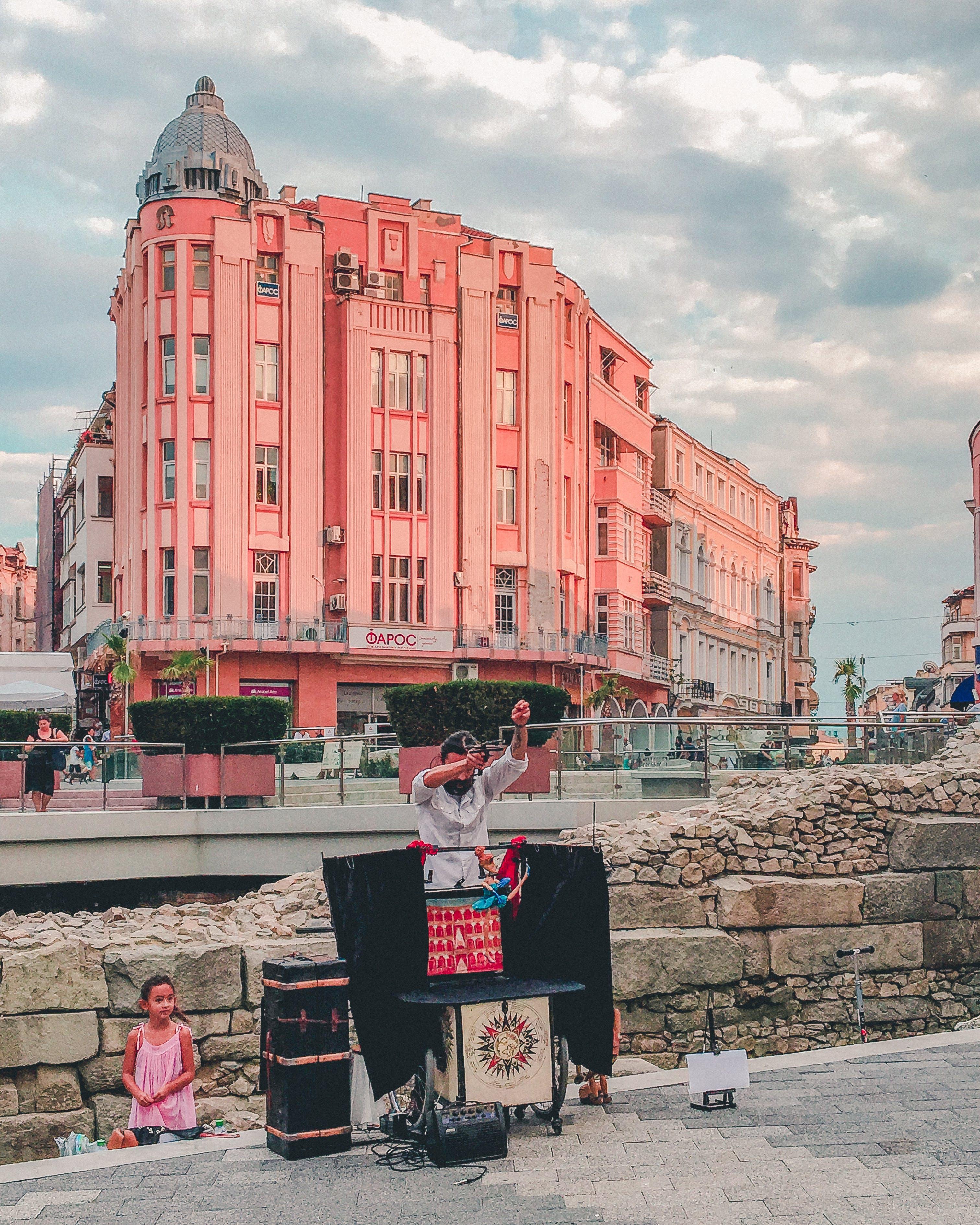 Free stock photo of architecture, bulgaria, city, europe