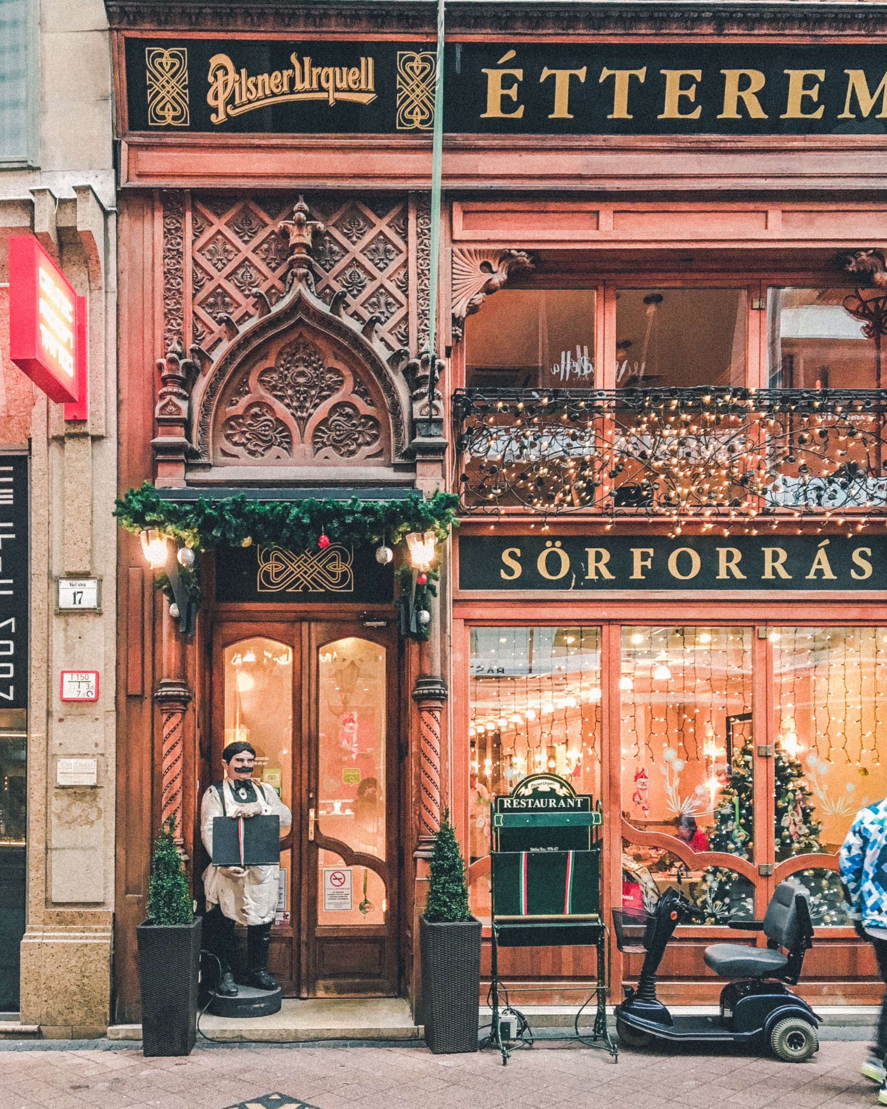 Sorforras Store Signboard