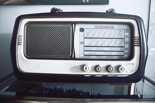 Δωρεάν στοκ φωτογραφιών με vintage, μουσική, ομιλητής, ραδιόφωνο