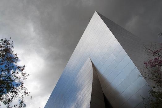 Free stock photo of cloudy, building, architecture, skyscraper