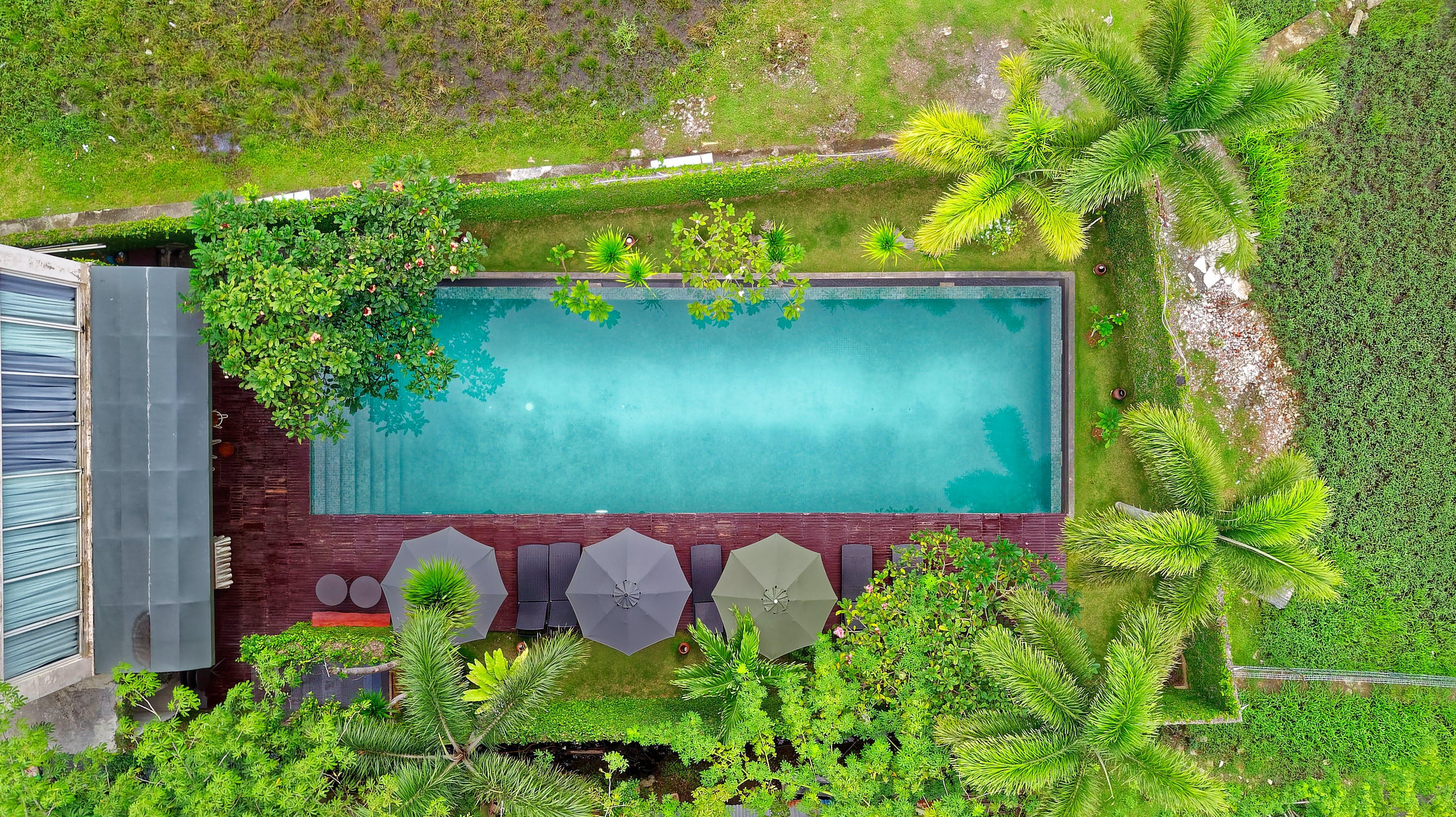 Fotos de stock gratuitas de centro turístico, desde arriba, foto aérea, Indonesia